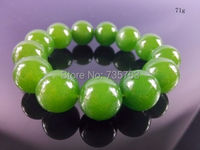 2pc 100% Chinese hand-carved natural  bracelet