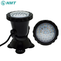 3.5W LED Underwater Light IP68 Waterproof Swimming Pool Light RGB Submersible LED Aquarium for Pond Fish Tank With EU/US Plug