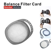 Buy HK LINKSTAR 85/135mm White Balance Lens Cap with WB Filter Mount for Canon Nikon Sony Pentax Digital Camera Filter/Lens directly from merchant!