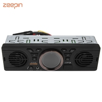 Zeepin AV252B Car 1 Din Stereo Radio Audio Player Built In Bluetooth 2 1 EDR Off
