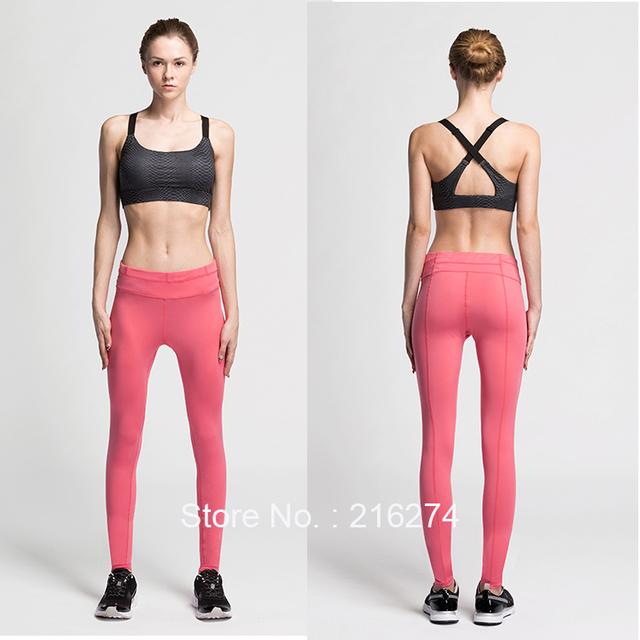 Compression Pants Elastic Tights Fitness Leggings