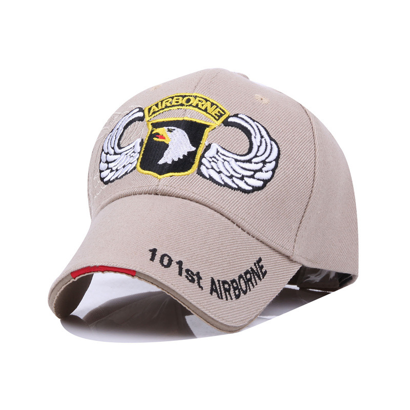 Fashion Baseball Caps 101 Airborne Division Cap Tactical Gorras Mens  Spetsnaz Shooting Hats Airsoft Sniper Camouflage Visor Hats-in Baseball Caps  from ... 362e0344b10f