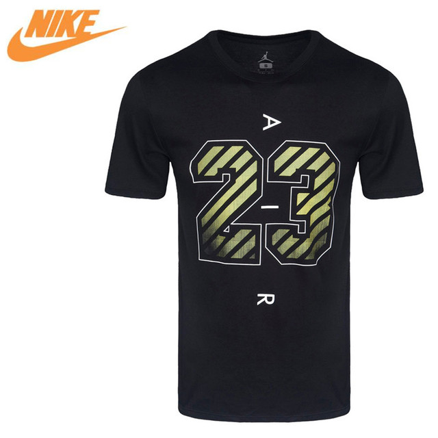 nike original new arrival official as 23 air dri fit tee mens t shirts