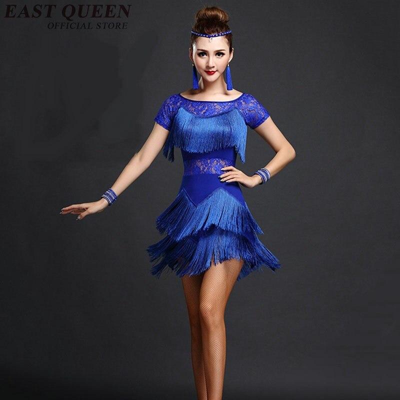 Latin dance dress women salsa dance dresses 2016 new ...