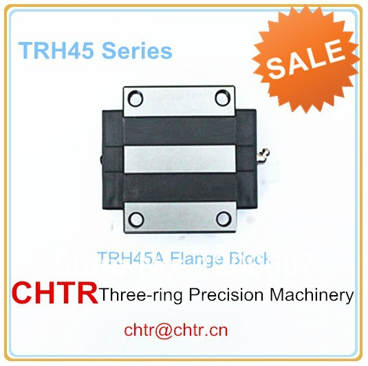 Factory Price Linear Guideway Block Linear Guide Support Carriage TRH45A Made in China linear transmission pillow block linear guide support carriage trh30b
