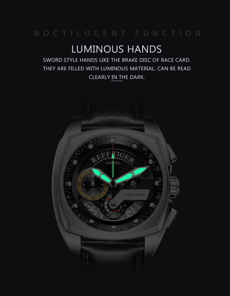 Luxo Relógio Do Esporte Militar Moda Relógios
