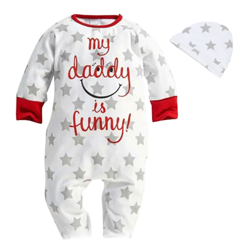 2018 New Baby Sets With Letter Print And Long Sleeve Comfortable For Dressing In Fall Or ...