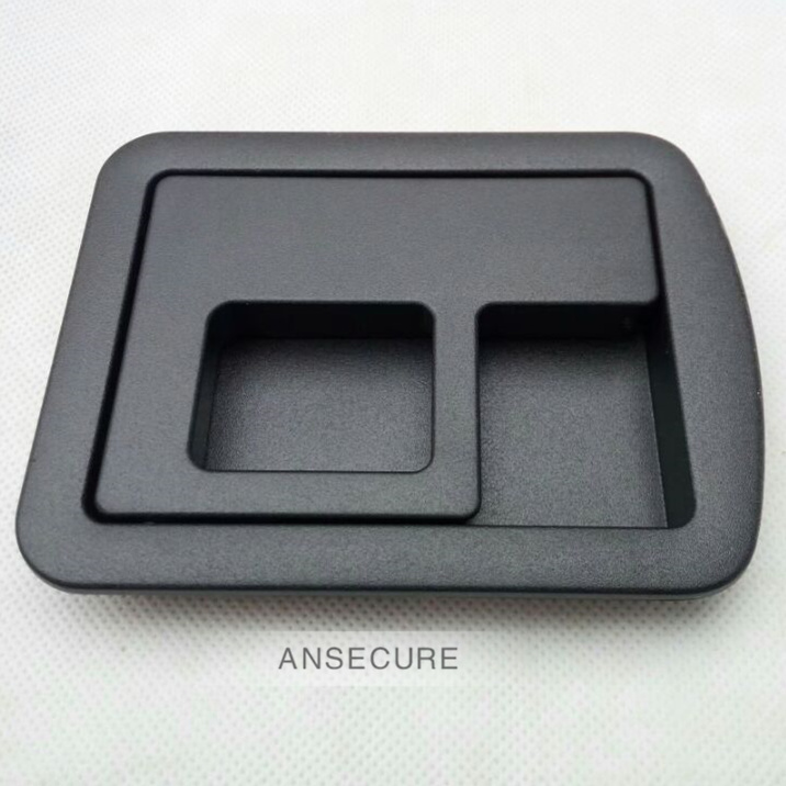 8E5 863 627 Rear Trunk Liner Cargo Boot Carpet Handle Cover for <font><b>Audi</b></font> A3 S3 A4 B6 B7 B8 S4 A5 S5 <font><b>A6</b></font> C6 C7 A8 VW Phaeton image