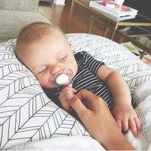 Newborn baby cover feeding U shape pillow nursing pillow cover breastfeeding pillow cover nursing pillow cover slipcover