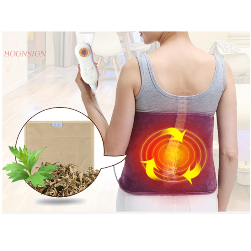 Electric Heating Palace Belt Cold Ladies Moxibustion Package Heat Warm Waist Pain Electronic Moxa Care Tool Body Therapy Sale funny facebook pop dad bod money belt soft adjust bag men flesh color creative fanny pack beer fat belly bum pouch waist bag