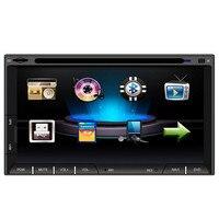 Авто 6.95 в 6920 Радио Автомобильный видео плеер dvd Сенсорный экран Bluetooth стерео Радио автомобиля mp5 аудио USB Авто электроника в dashjan20