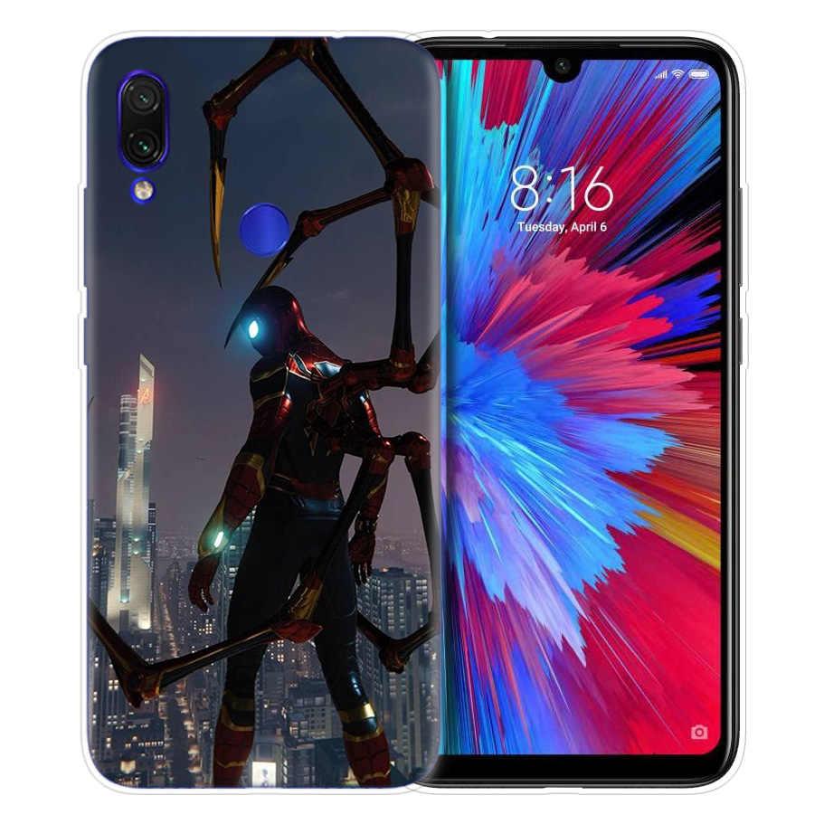 Чехол для Xiaomi Redmi Note 7 7 S K20 Y3 GO S2 6 6A 7A 5 Pro mi Play 9 T A1 A2 8 Lite Poco F1
