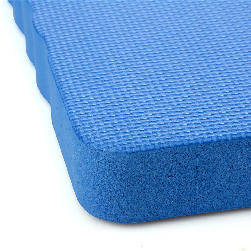 Soft Seat Pad Patio Solid Color Garden Square Indoor Dining Tie On Office Chair Foam New Cushion