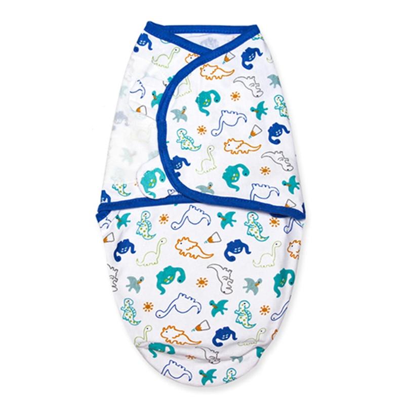 Baby Cocoon Swaddle Wrap Cap Obálka Spací pytel Novorozený - Lůžkoviny
