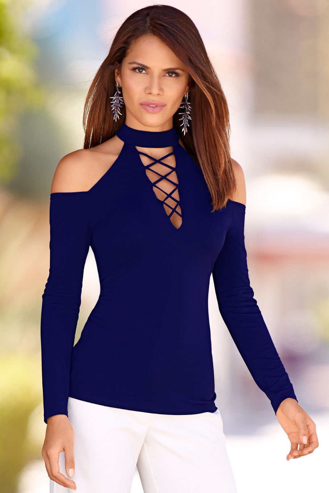 Buy Women Tops 2017 New Year Long Sleeve