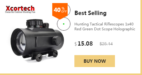 Tactical Hunting 3 9X32 AOIR Riflescope Red&Green Mil Dot