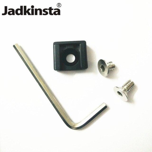 Jadkinsta Kalten Hot Shoe Adapter 1/4 Schraube Für Canon/Sony Dslr Kamera Käfig Rig Mikrofon Fotostudio Zubehör