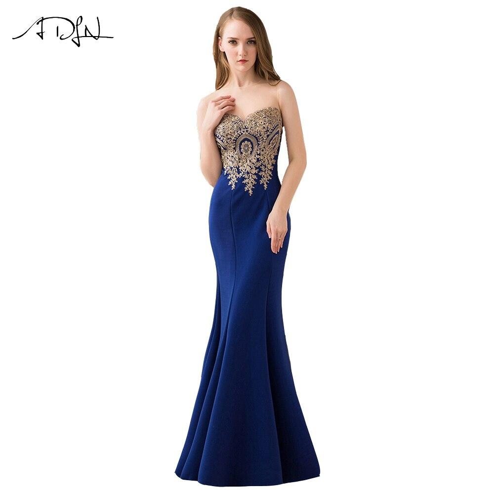 Ladies Long Evening Dresses Promotion-Shop for Promotional Ladies ...