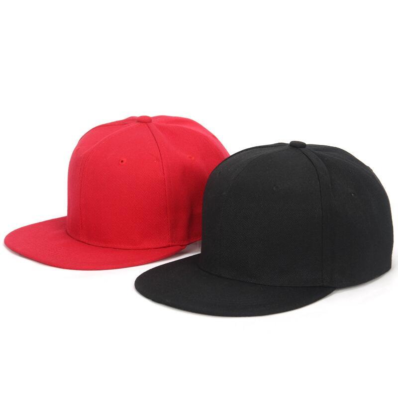 Brand Hip Hop Hats Men Women Baseball Caps Snapback Solid Colors Cotton Bone European Style Classic Fashion Trend