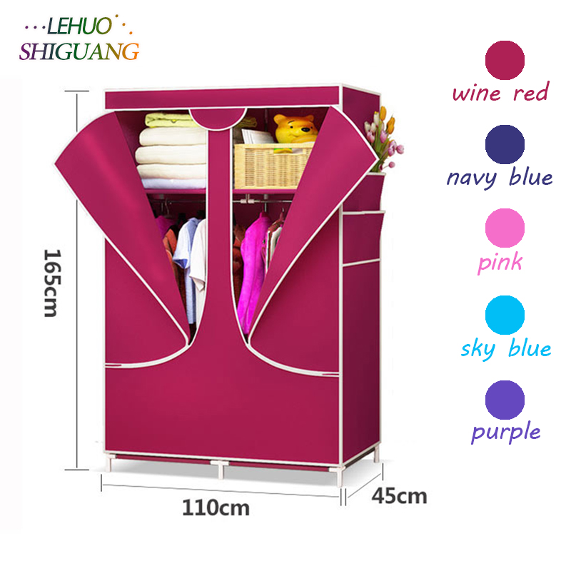 Wardrobe rack Non-woven Fabric clothes Organizer cabinet fashion Clothing storage shelf home bedroom furniture свитер детский nike 666232 535 666232 535 891 405