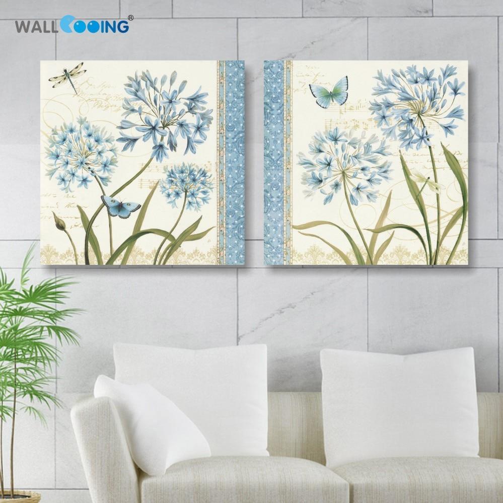 pictura pe panza monopoly Imagini modulare pictură de flori de iasomie imagine spray decorare modernă acasă perete artă