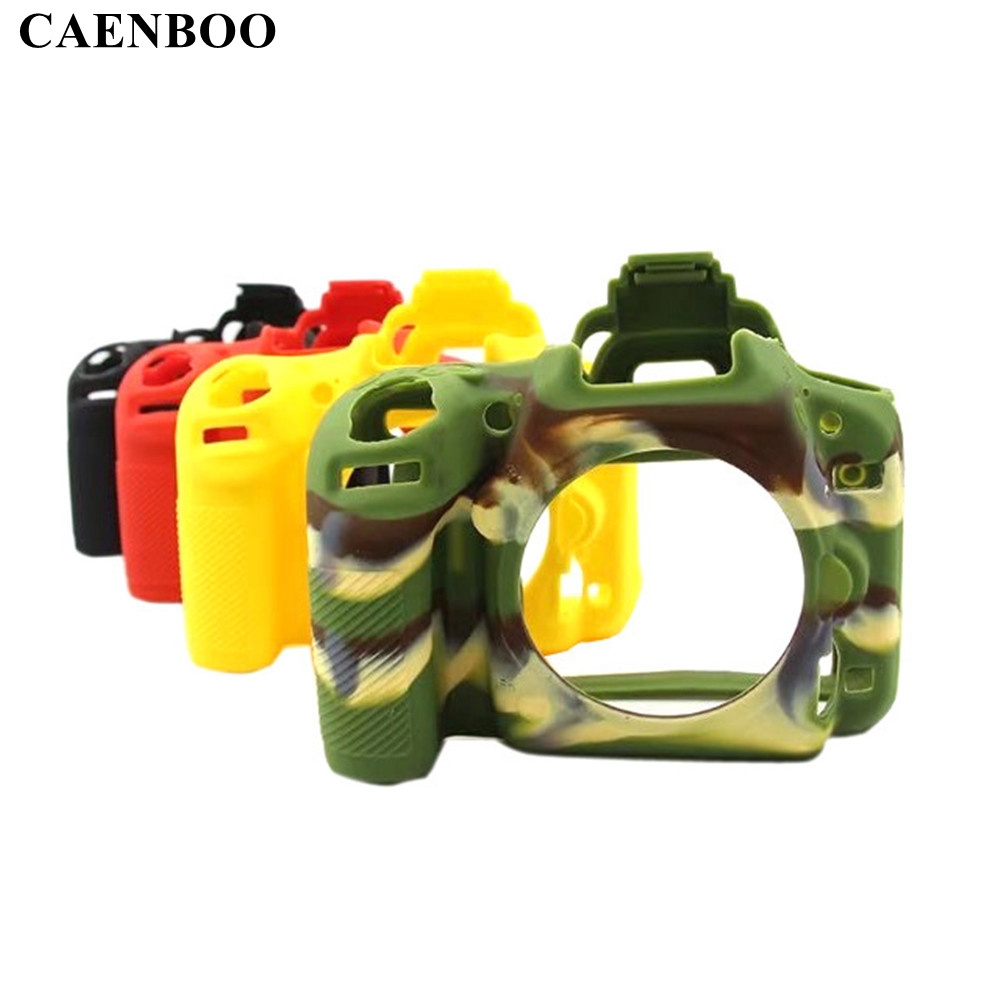 CAENBOO D750 D7000 <font><b>Camera</b></font> Bag Soft Silicone Rubber Protective Body Cover Case Skin for <font><b>Nikon</b></font> <font><b>D7100</b></font> D7200 D600 D610 D5100 D5200 image