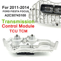 Transmission Control Module TCU TCM for FORD FIESTA FOCUS 2011 2014 A2C30743100 Direct Replacement Silver Auto Replacement Parts