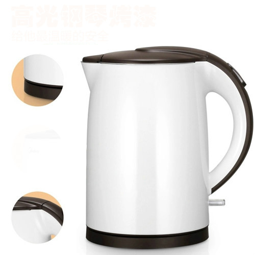 Electric heating kettle household 304 stainless steel small automatic power Safety Auto-Off Function electric kettle 304 stainless steel household cooking 1 2l electric automatic power safety auto off function