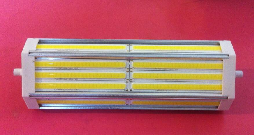 Haute puissance Dimmable 189mm led R7S lumière 50 W COB J189 R7S lampe à led remplacer 500 W lampe halogène 110-240 V - 3