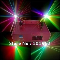 270Mw RGB Color Disco Dance Party Lighting For Laser Outdoor Lights Projectors
