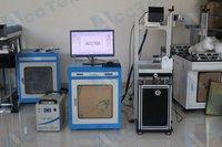 Китай дешевые co2 лазерная маркировочная машина для пластиковых продуктов ak80c