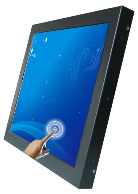 18.5 inch Industrial Open Frame Touch Screen Monitors Wide Touch Monitor with VGA/HDMI input 10 1 inches 1280 800 projection kit can be equipped with monitors equipped with touch screen ips screen vga hdmi