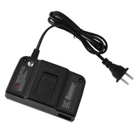 Portable EU/US Plug AC Adapter Travel Power Supply Converter Wall Charger For N64 Nintend Game Accessory