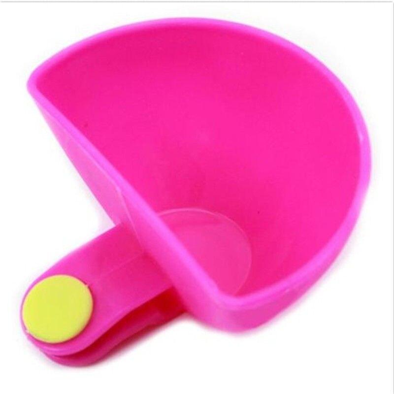 Vorkin 1psc DIP Зажимы Кухня чаша инструментов маленький Миски Детские spice зажим для томатный соус соль уксус Вкус сахара специй