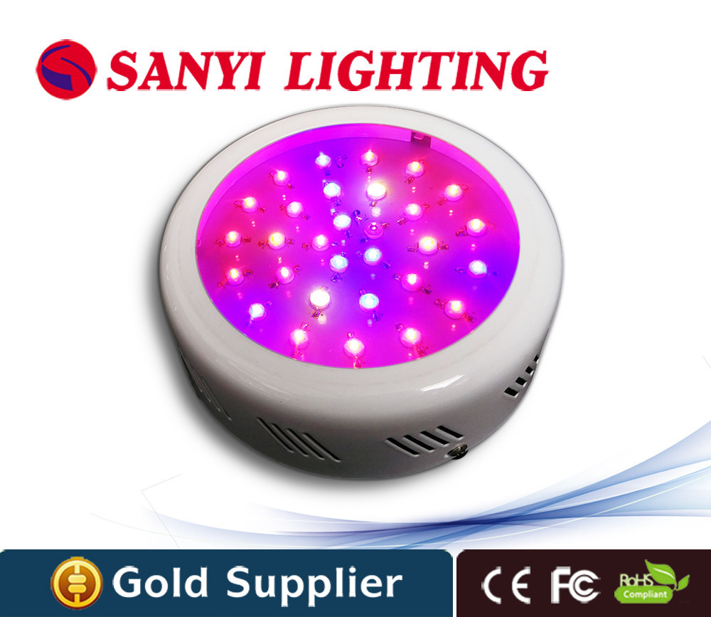 2016 New Arrival indoor led growlight 30W led plant grow light for plant growth and bloom Free Shipping