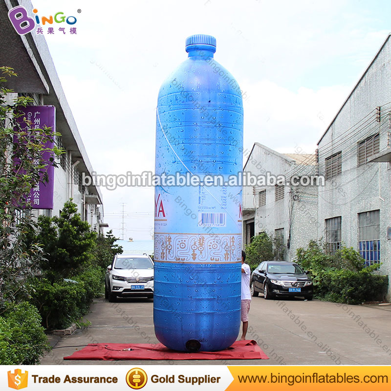 personalized 5m high inflatable water bottle replica balloon for advertising/events-inflatable toy ao058r 2m sky balloon new brand attrative pvc helium balloon custom advertising inflatable balloon