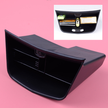 DWCX Car Inner Console Central Storage Container Box Cover Multifunction Accessories Fit for Cadillac XT5 2017 2018