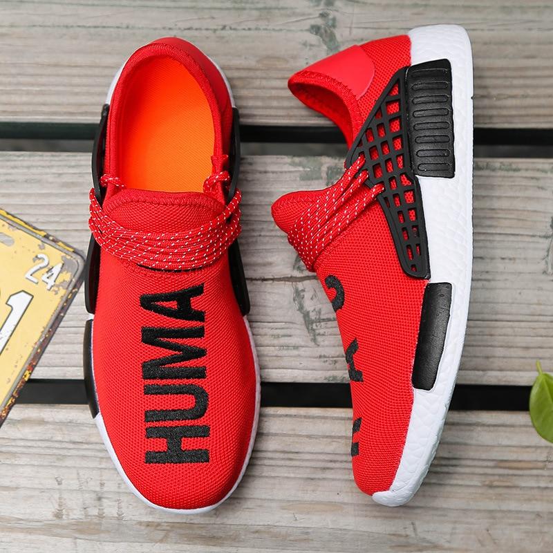amarillo Moda Humana Raza Primavera Negro rojo 39 47 Zapatillas Pisos 2018 Amarillo Casuales azul De Zapatos Hombre blanco Hombres Ultra Aumenta Los La Tamaño Cómodos Verano Deporte EtBF7