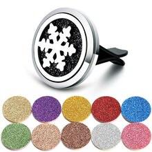 Ароматерапия ювелирные изделия Снежинка автомобильный парфюмерный
