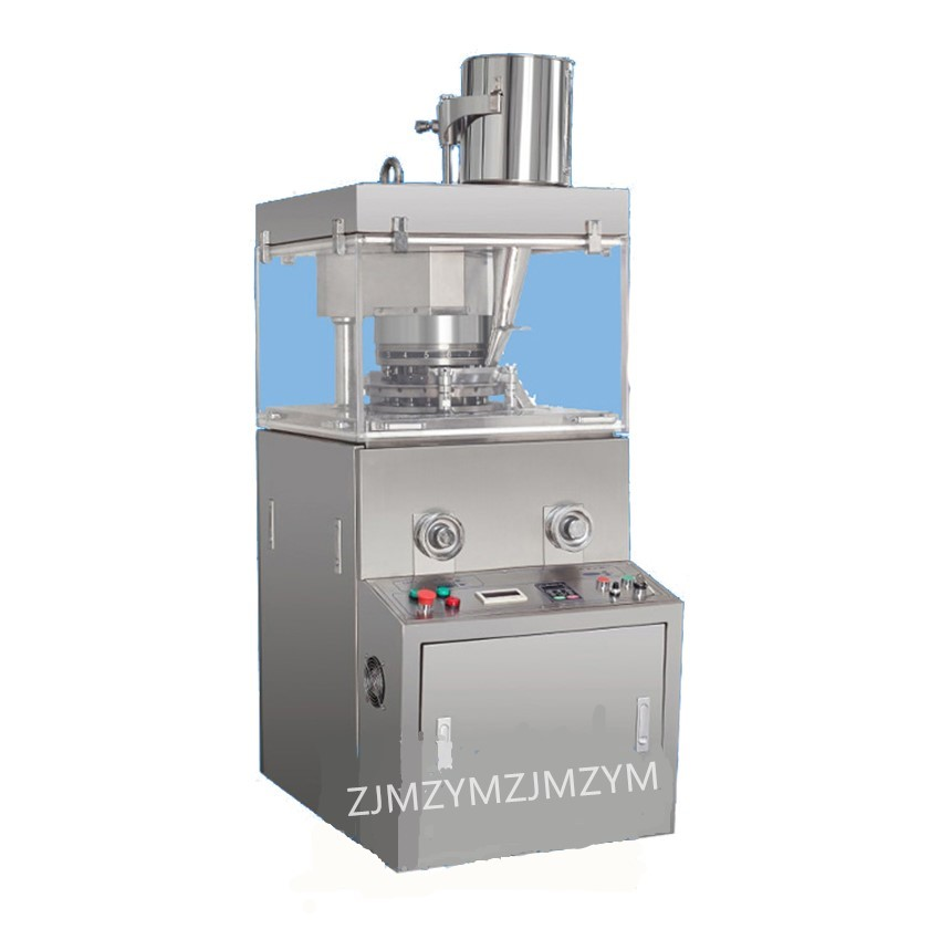 ZPW 15 Rotary Tablet Press Machine Pill Candy Tablet Press Pressing 35000pcs/h Pharmaceutical Machinery Equipment
