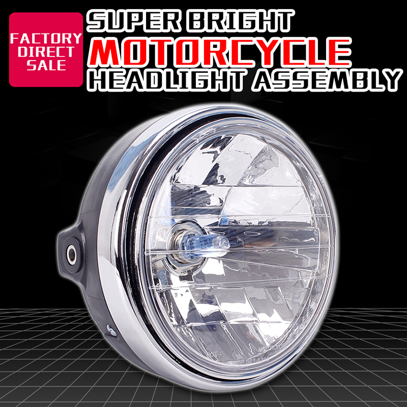 Front Headlights Head Light Assembly For Suzuki GSF250 GSF400 GSXR250 GSXR400 74A 75A 77A 7AA 7BA 79A Bandits 250 Motorcycle