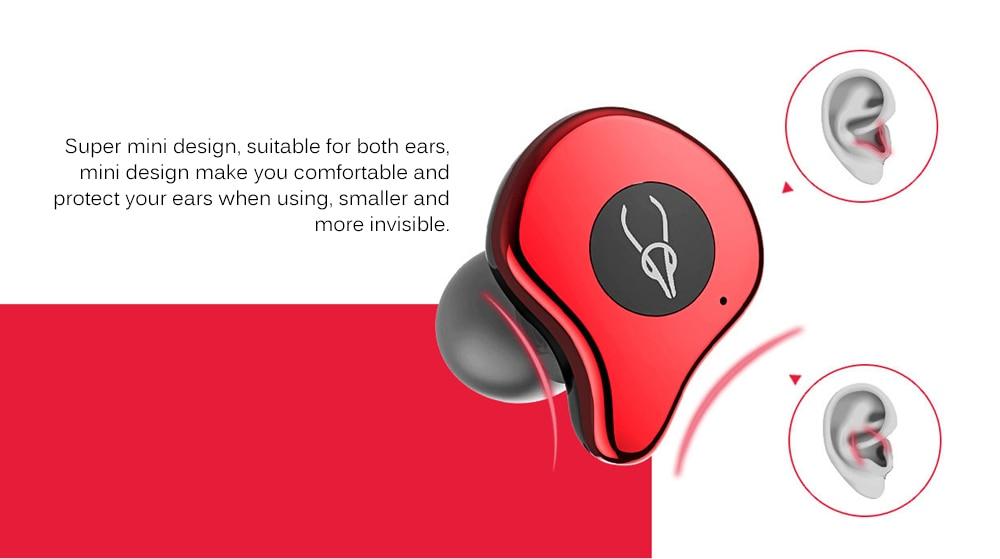 de ouvido sem fio monitor de alta