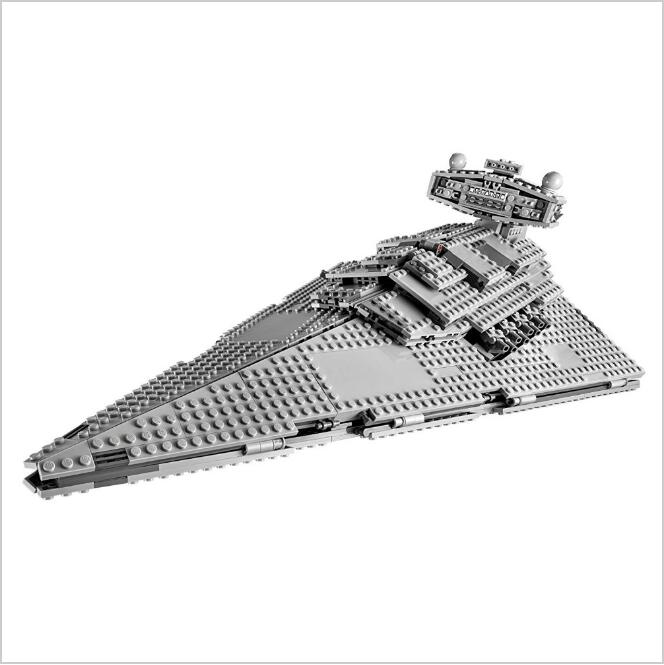 Lis  05062 Star Series War The Super Star Fighting Destroyer  Building Blocks Bricks Compatible Toy Gift 75055 rollercoasters the war of the worlds