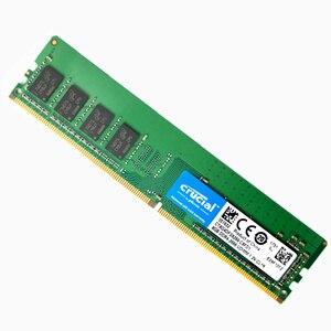 Image 2 - Entscheidend RAM DDR4 4G 8G 16G 2666 RAM DDR4 2666MHz 288 Pin Für Desktop