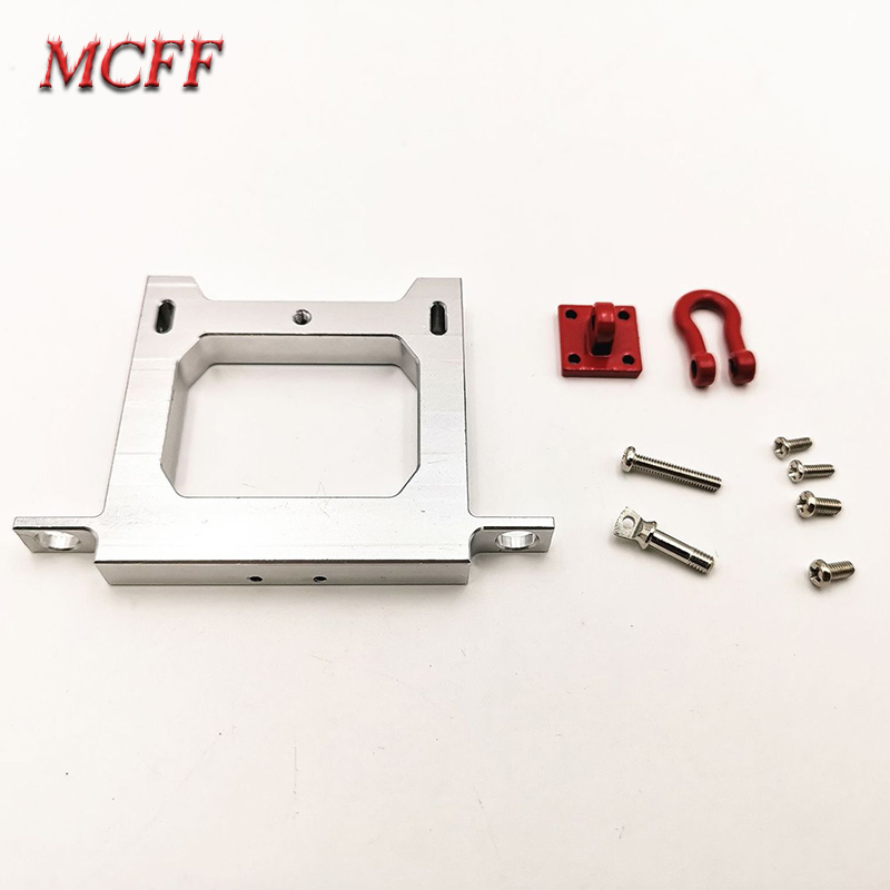 Image 2 - Four/Six Wheels Military Command Truck Metal Upgrade Chassis Fittings for 1:16 RC Car WPL B 36 B 14 B 24 B 16 C 14 JJRC Q60 Q64-in Parts & Accessories from Toys & Hobbies