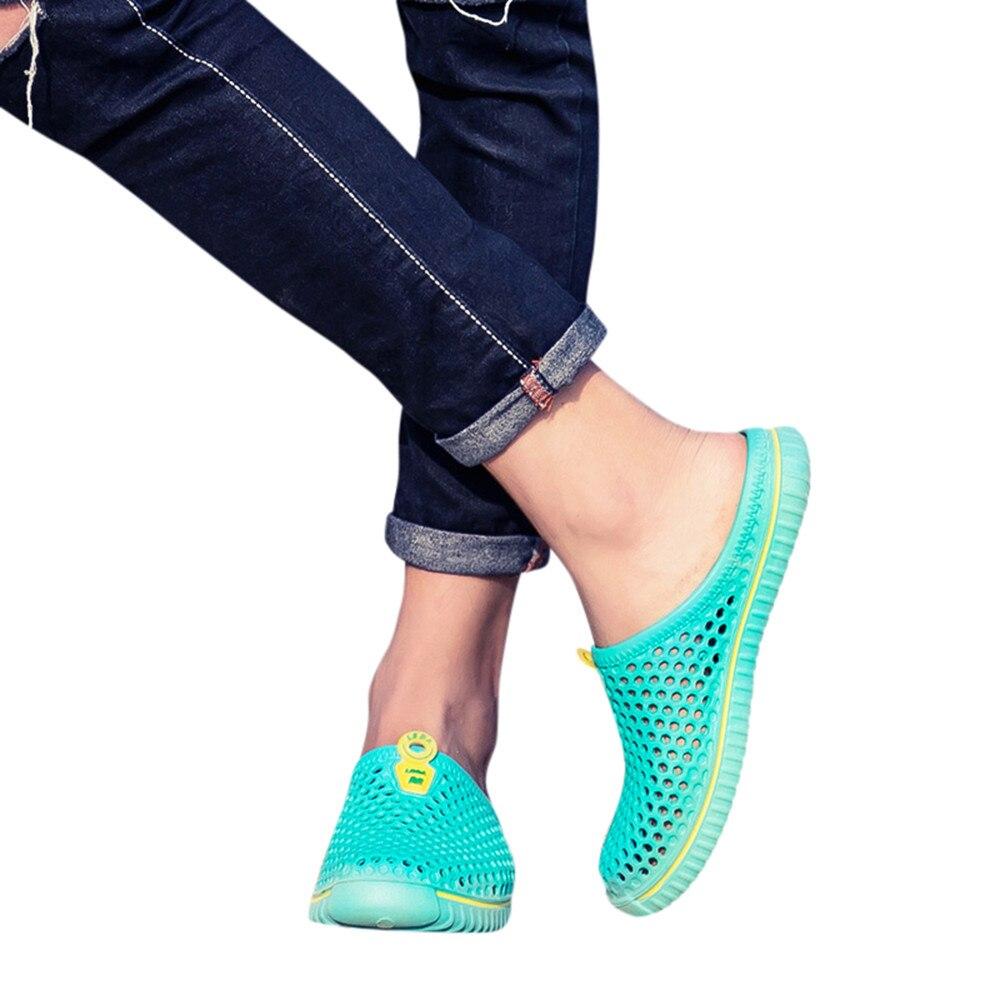 2018 Мужчины Женщины Новое Прибытие Высокого Качества Тапочки Мужчин Мужская Свободного Покроя Обувь Пара Пляж Сандалии Вьетнамки Обувь Nov20