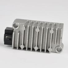 цена на Motorcycle Metal Voltage Regulator Rectifier for YAMAHA FZR600R FZR 600R 1989-1994  TT225 TT250 XT225 SRX600 TDM850