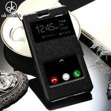 Akabeila чехол для телефона Чехлы для мангала для Xiaomi Redmi 3 redmi3 hongmi3 Hongmi 3 искусственная кожа флип чехол Чехол для Xiaomi Redmi 3 корпуса