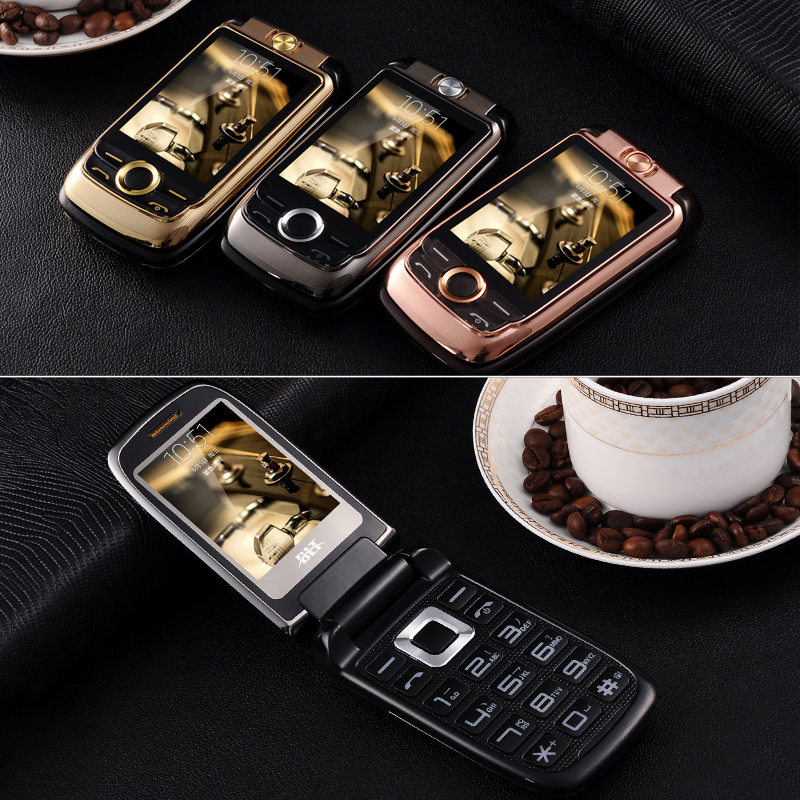 Phones & Telecomm. ... Mobile Phones ... 32790151780 ... 5 ... BLT V998 flip dual screen Double two screen senior mobile phone vibration touch screen Dual SIM magic voice cell phone P077 ...