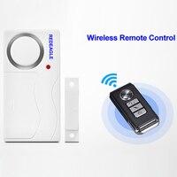 Drahtlose Fernbedienung Tür Fenster Entry Sicherheit Sensor Alarm Host Einbrecher Sicherheit Alarm System Home Schutz Kit